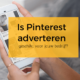 pinterest adverteren