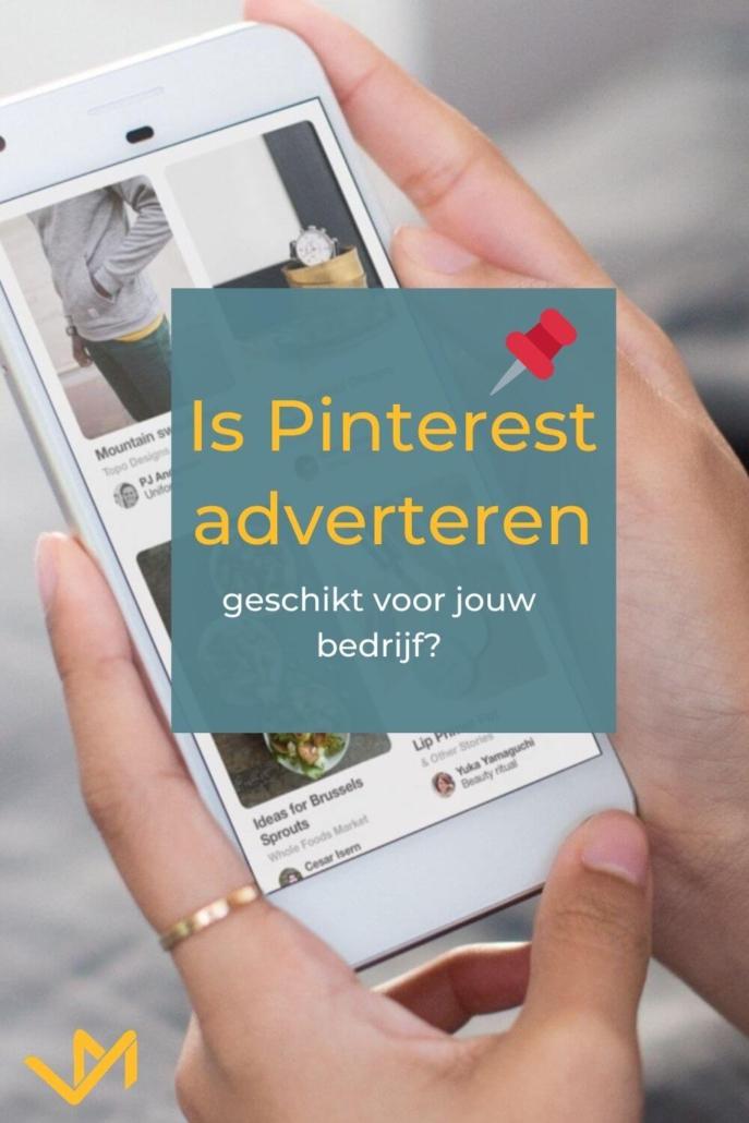 Pinterest adverteren bedrijven